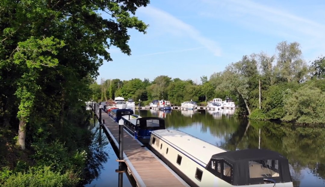 Basin D is our latest addition to Shepperton Marina