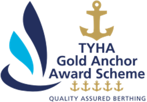 TYHA Gold Anchor