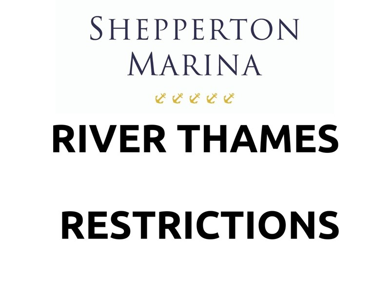 River Thames Restrictions